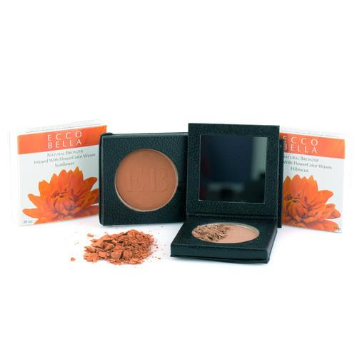 Ecco Bella FlowerColor Bronzing Powder-Makeup - Face-Ecco Bella-Unicorn Goods