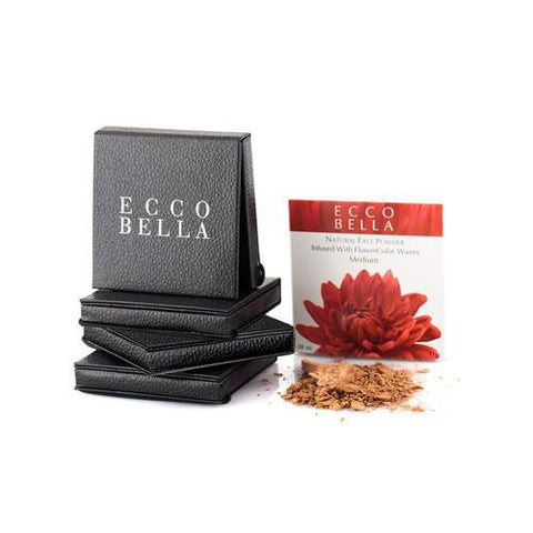 Ecco Bella FlowerColor Face Powder-Makeup - Face-Ecco Bella-Unicorn Goods