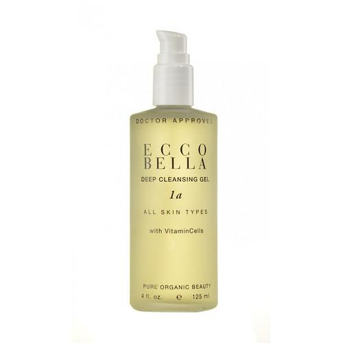Ecco Bella Natural Deep Cleansing Facewash Gel-Unisex Skincare-Ecco Bella-Unicorn Goods