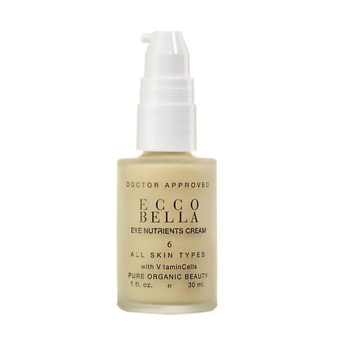Ecco Bella Natural Organic Eye Nutrients Cream-Unisex Skincare-Ecco Bella-Unicorn Goods