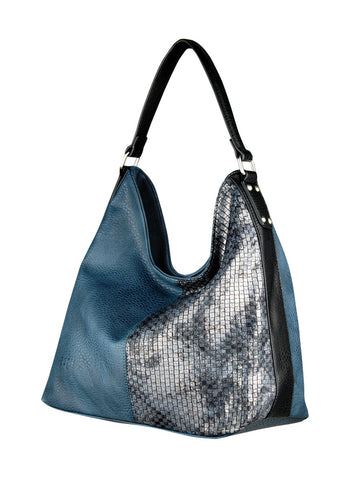 ESPE Cara Purse in Blue-Womens Purse-ESPE-Unicorn Goods