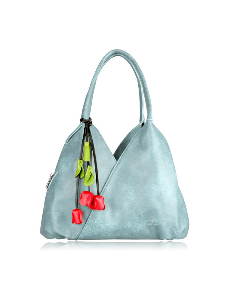 ESPE Crystalle Purse in Blue-Womens Purse-ESPE-Unicorn Goods
