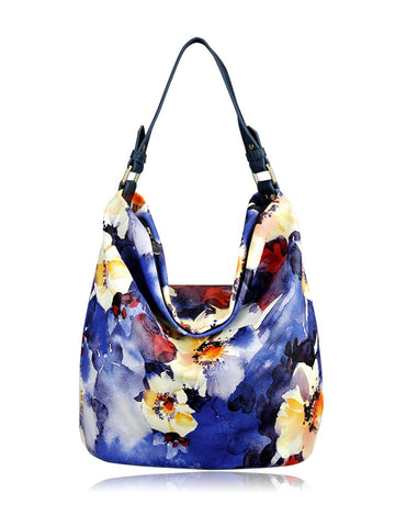 ESPE Jada Purse in Blue-Womens Purse-ESPE-Unicorn Goods