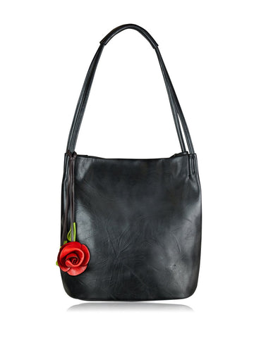 ESPE Jesse Purse in Black-Womens Purse-ESPE-Unicorn Goods