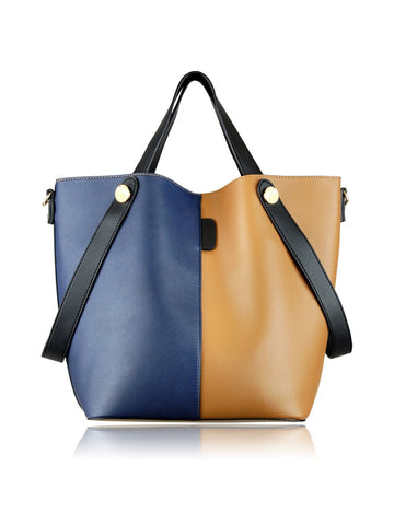 ESPE Kellie Tote in Blue-Womens Tote-ESPE-Unicorn Goods