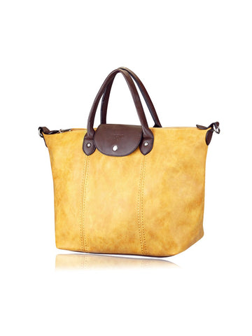 ESPE Tanya Purse in Yellow-Womens Purse-ESPE-Unicorn Goods