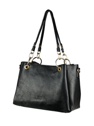 ESPE Winner 2-in-1 Purse in Black-Womens Purse-ESPE-Unicorn Goods