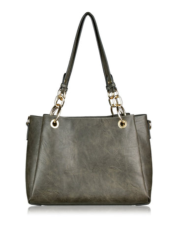 ESPE Winner 2-in-1 Purse in Grey-Womens Purse-ESPE-Unicorn Goods