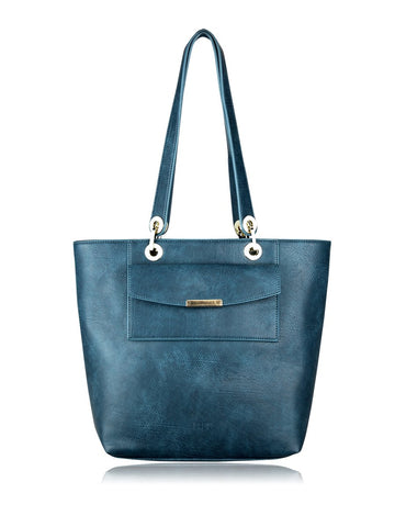 ESPE Yester Tote in Blue-Womens Tote-ESPE-Unicorn Goods