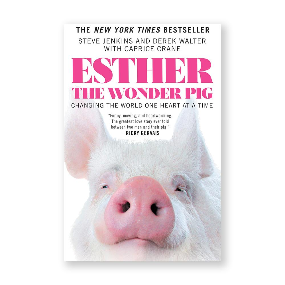 Esther the Wonder Pig-Nonfiction-Amazon-Unicorn Goods