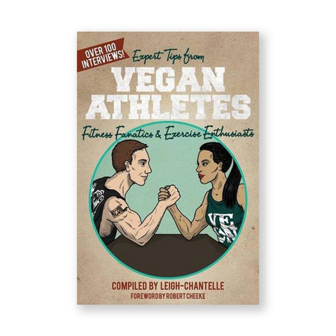 Expert Tips from Vegan Athletes, Fitness Fanatics and Exercise Enthusiasts-Nonfiction-Amazon-Unicorn Goods