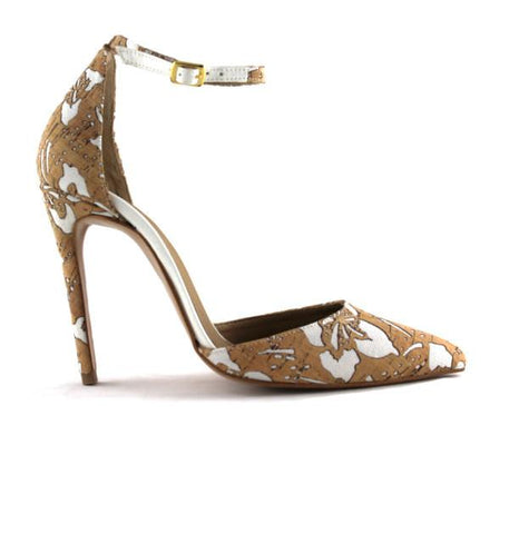 FAIR Ankle Strap Pumps-Womens Pumps-FAIR-Unicorn Goods