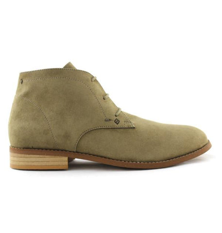 FAIR Classic Desert Boots in Olive-Mens Boots-FAIR-Unicorn Goods