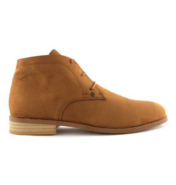 FAIR Classic Desert Boots in Tan-Mens Boots-FAIR-Unicorn Goods