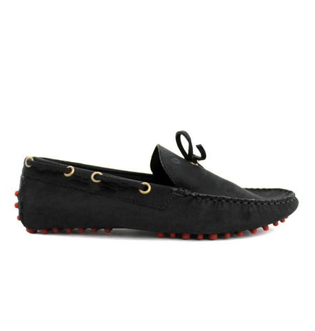 FAIR Classic Driving Shoes in Black-Mens Loafers-FAIR-Unicorn Goods