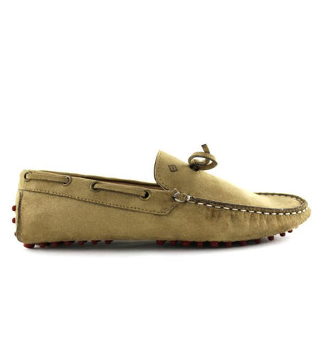 FAIR Classic Driving Shoes in Olive-Mens Loafers-FAIR-Unicorn Goods