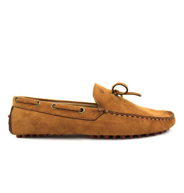 FAIR Classic Driving Shoes in Tan-Mens Loafers-FAIR-Unicorn Goods