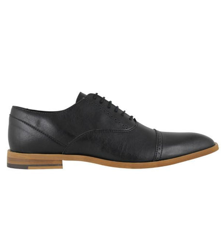 FAIR Classic Shoes in Black-Mens Dress Shoes-FAIR-Unicorn Goods