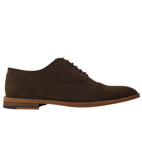 FAIR Classic Shoes in Brown-Mens Dress Shoes-FAIR-Unicorn Goods