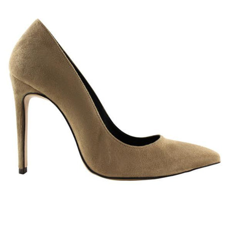 FAIR Pointed Pumps in Tan-Womens Pumps-FAIR-Unicorn Goods