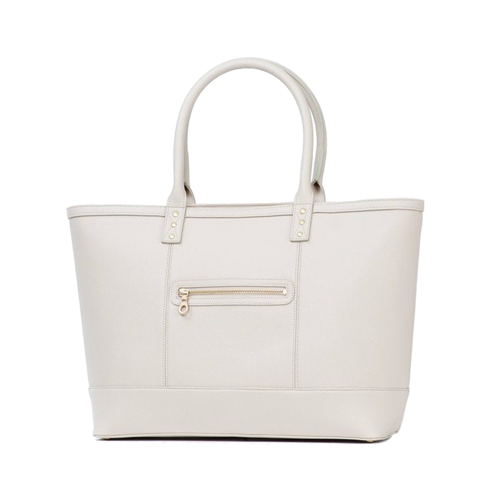 Filbert Riley Tote in White-Womens Tote-Filbert-Unicorn Goods