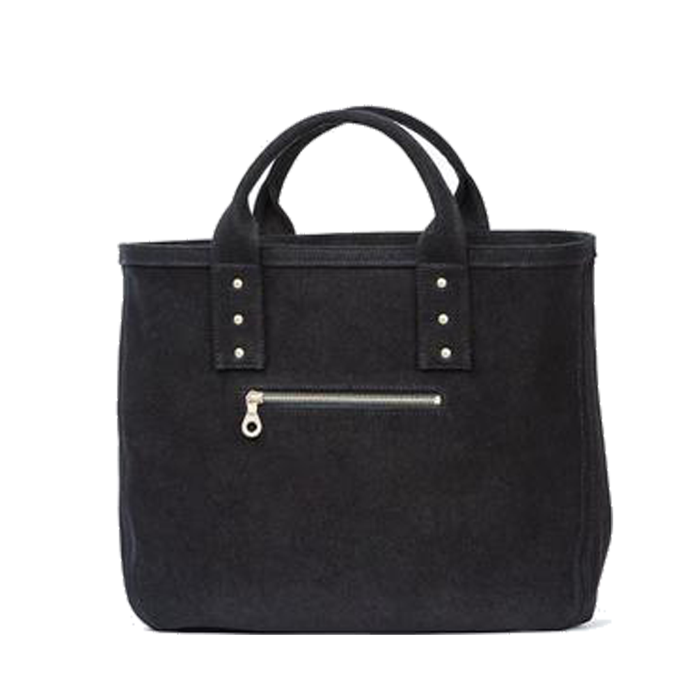 Filbert Steiner Tote in Black-Womens Tote-Filbert-Unicorn Goods