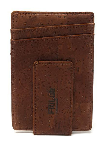 FRiLuk Men's Money Clip Wallet in Brown-Mens Wallet-FRiLuk-Unicorn Goods