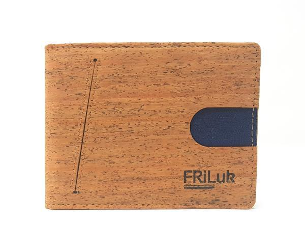 FRiLuk Men's Slim Money Clip Wallet in Brown-Mens Wallet-FRiLuk-Unicorn Goods
