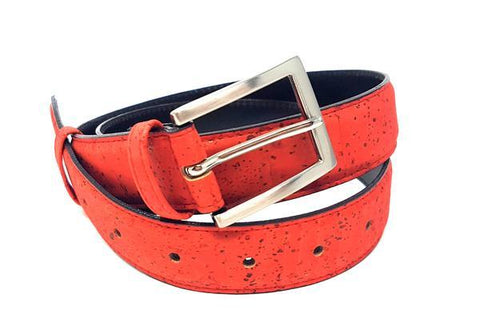 FRiLuk Women's Belt in Red-Womens Belt-FRiLuk-Unicorn Goods