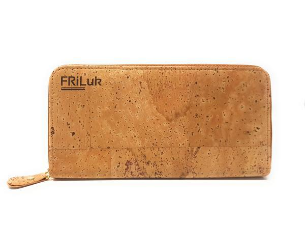 FRiLuk Women's Wallet in Grid Grain-Womens Wallet-FRiLuk-Unicorn Goods