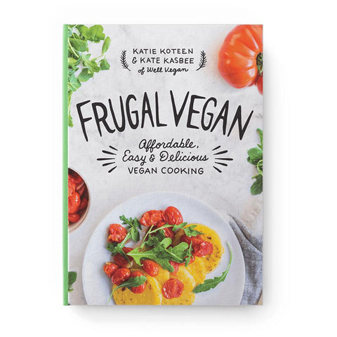 Frugal Vegan-Cookbook-Amazon-Unicorn Goods