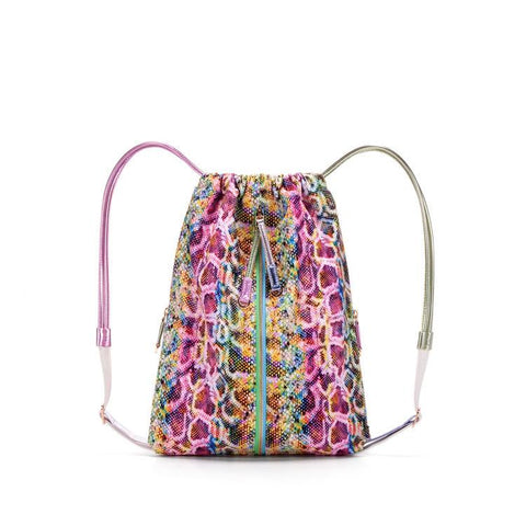 FruitenVeg MISHI Multicolor Backpack-Womens Backpack-FruitenVeg-Unicorn Goods