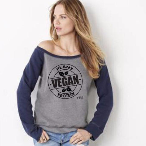 FTLA Apparel Triblend Eco Fleece Sweatshirt-Womens Sweatshirt-FTLA-Unicorn Goods