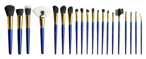 Furless Professional Makeup Brush Set-Makeup - Brushes-Furless-Unicorn Goods