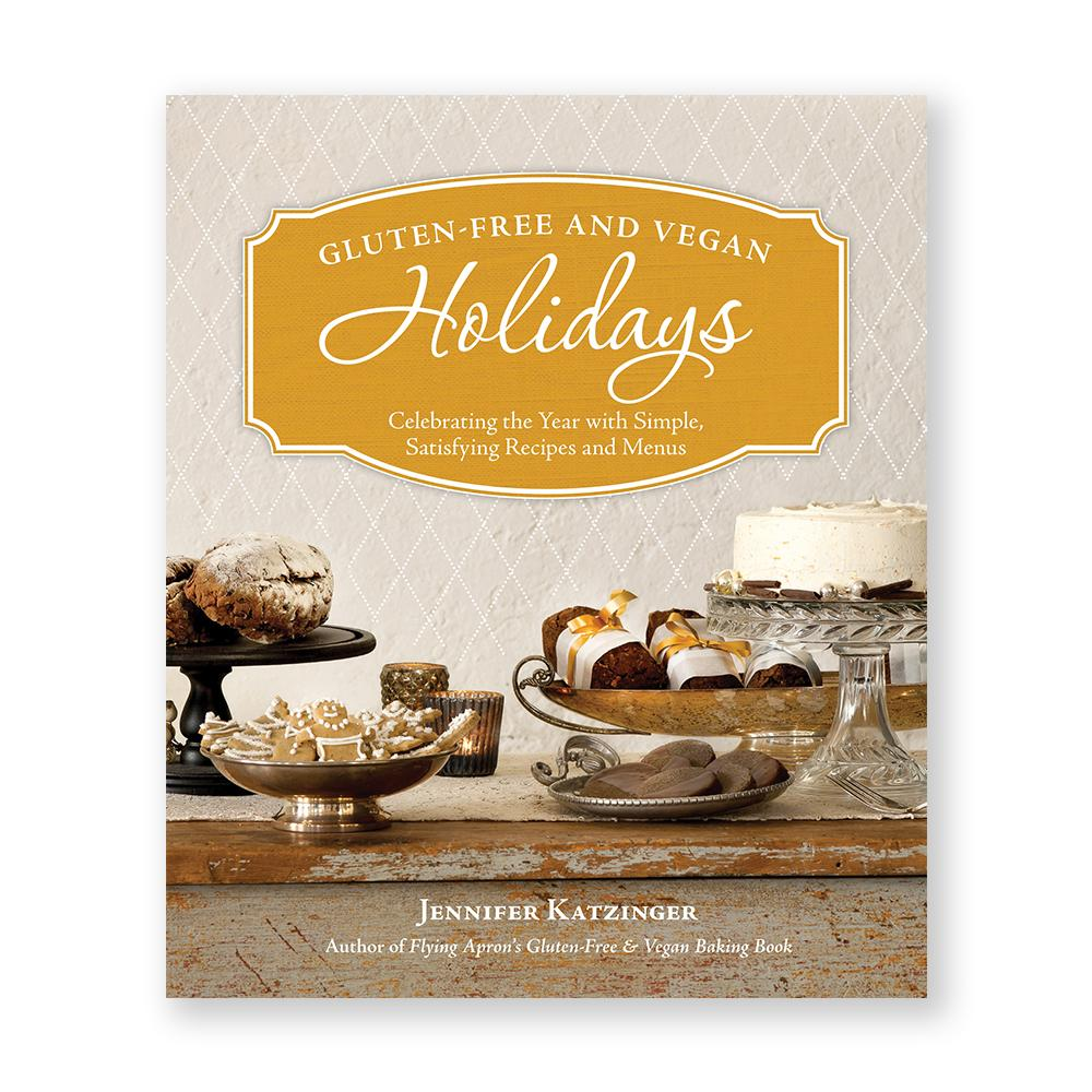 Gluten-Free and Vegan Holidays-Cookbook-Amazon-Unicorn Goods