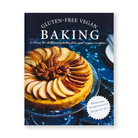 Gluten-Free Vegan Baking-Cookbook-Amazon-Unicorn Goods