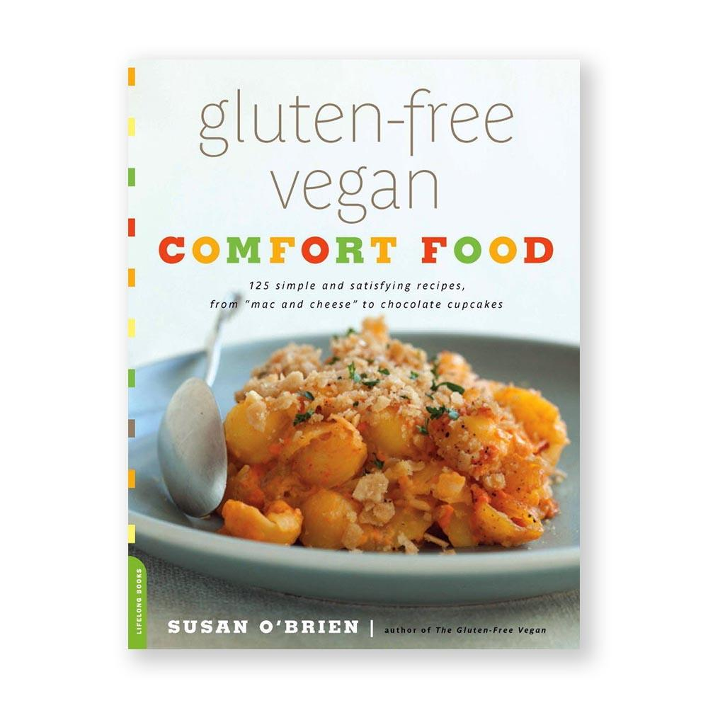 Gluten-Free Vegan Comfort Food-Cookbook-Amazon-Unicorn Goods