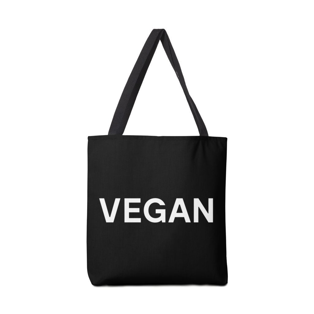 Goods by Unicorn Goods Black Tote Bag-Unisex Tote-Goods by Unicorn Goods-Unicorn Goods