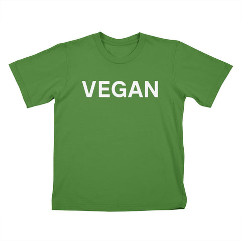 Goods by Unicorn Goods Vegan Kids T-shirt in Clover-Kids - Clothing-Goods by Unicorn Goods-Unicorn Goods