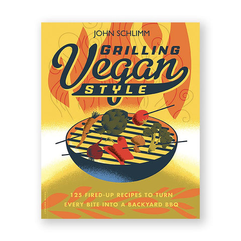 Grilling Vegan Style-Cookbook-Amazon-Unicorn Goods