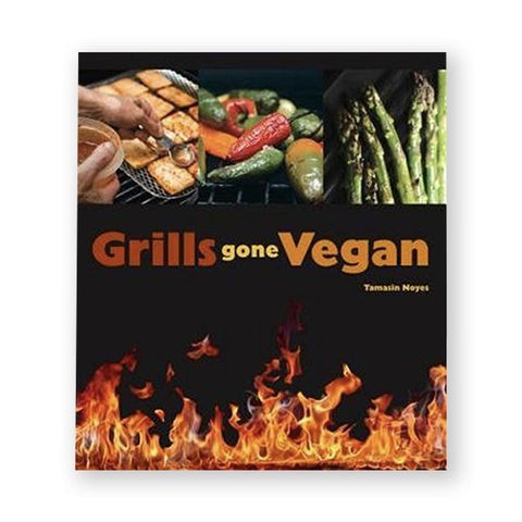 Grills Gone Vegan-Cookbook-Amazon-Unicorn Goods