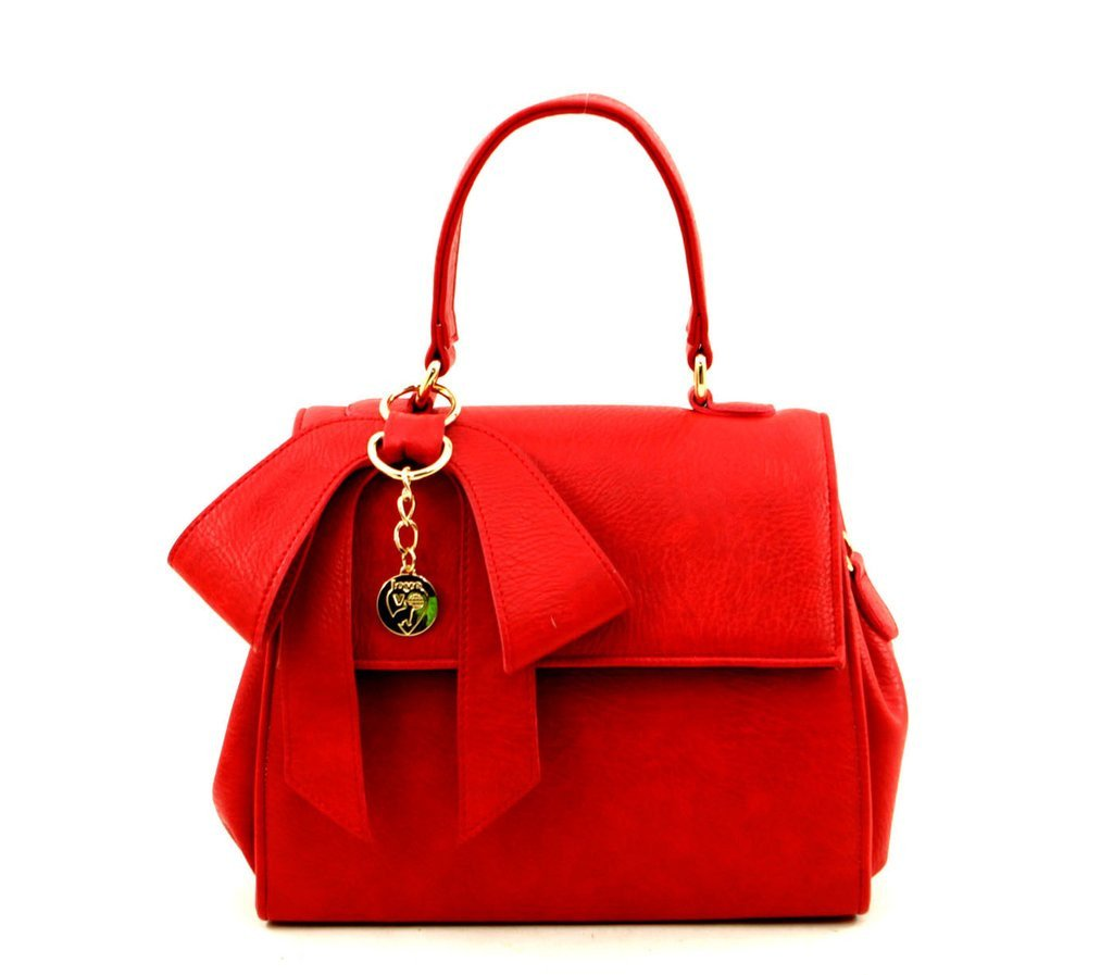 Gunas Cottontail Purse in Red-Womens Purse-Gunas-Unicorn Goods