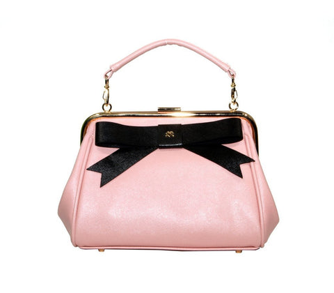 Gunas Kelly Purse in Pink-Womens Purse-Gunas-Unicorn Goods