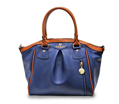 Gunas Madison Bag in Navy-Womens Purse-Gunas-Unicorn Goods