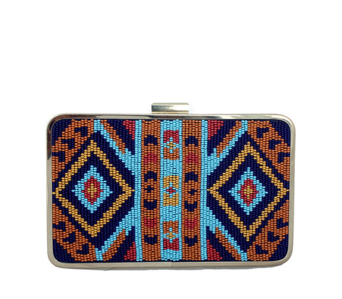 Gunas Mayan-Womens Clutch-Gunas-Unicorn Goods