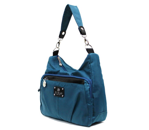 Gunas Perch Purse in Blue-Womens Purse-Gunas-Unicorn Goods