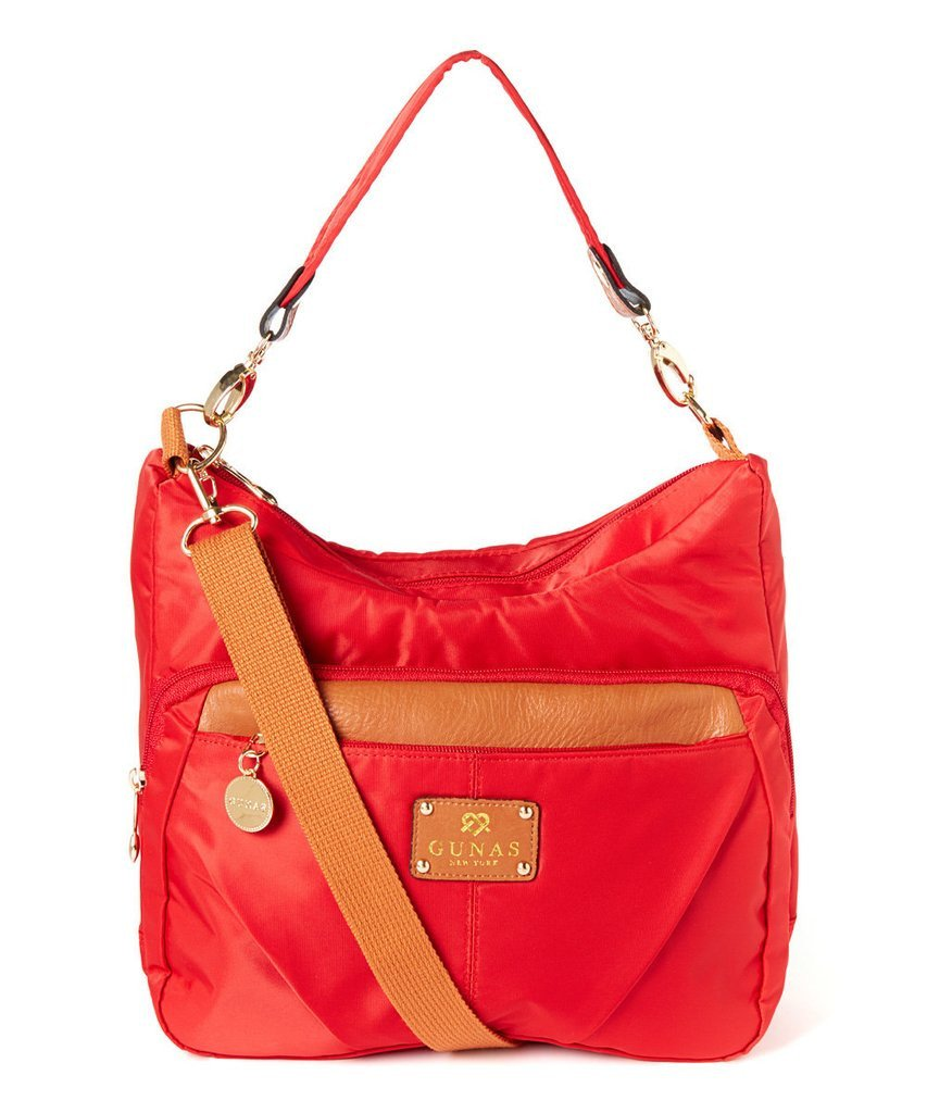Gunas Perch Purse in Red-Womens Purse-Gunas-Unicorn Goods