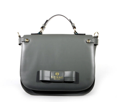 Gunas Ridley Crossbody Bag in Grey-Womens Satchel-Gunas-Unicorn Goods