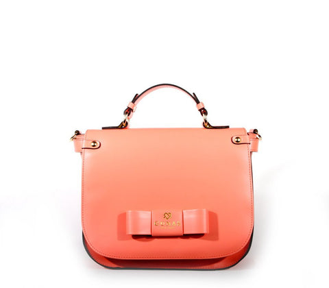 Gunas Ridley Crossbody Bag in Peach-Womens Satchel-Gunas-Unicorn Goods