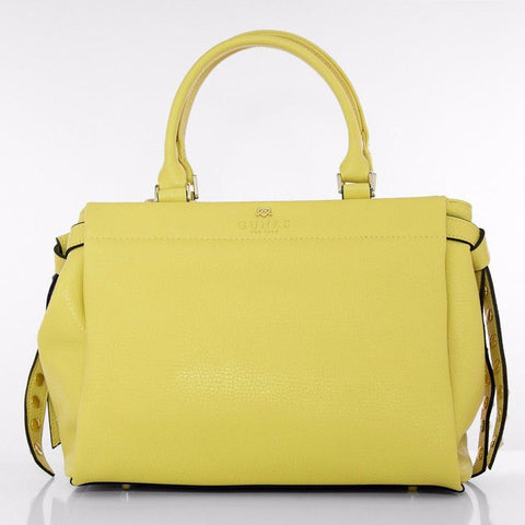 Gunas What's Knot To Love Bag in Yellow-Womens Purse-Gunas-Unicorn Goods